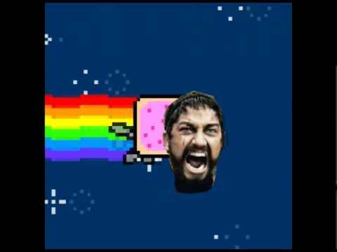 Spart-Nyan Cat  (Original)