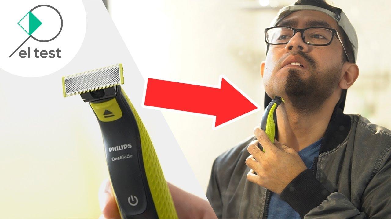 Philips Oneblade | La mejor afeitadora de barba? | El Test