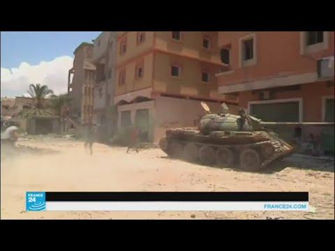 الغصري يدعو حكومة الوفاق لتشكيل قوة لمحاربة تنظيم الدولة الإسلامية بجنوب ليبيا