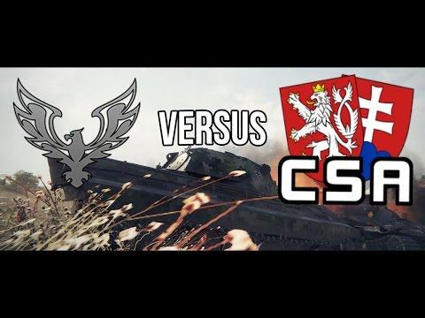 World of Tanks | FAME vs CSA | The Empire strikes back
