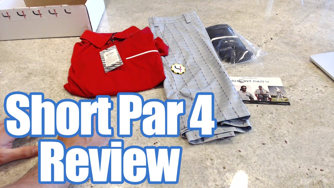 short par 4 golf box review april 2016 youtube. Black Bedroom Furniture Sets. Home Design Ideas