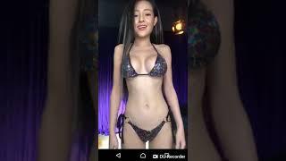 Hot Girl Ngân 98 livestream thay đồ ngay trước mặt Lương Bằng Quang | Chú Cháu Xoa.c Nhau