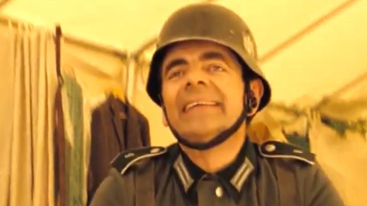Yes Sir! | Funny Clips | Mr Bean trong quân ngũ