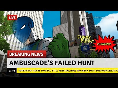 Ambuscades Failed Hunt - Sentinels of the Multiverse: The Video Game |