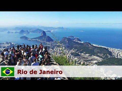 Rio de Janeiro - A sightseeing tour through this city of dreams