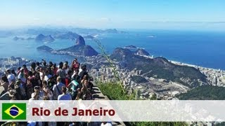 Rio de Janeiro - A sightseeing tour through this city of dreams