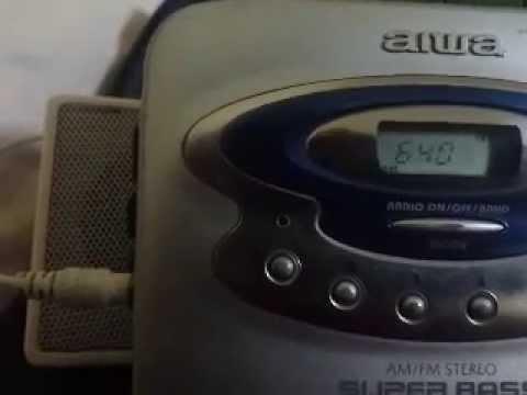 Radio Morena 640 AM (Guayaquil) captada en Huancayo (Perú).
