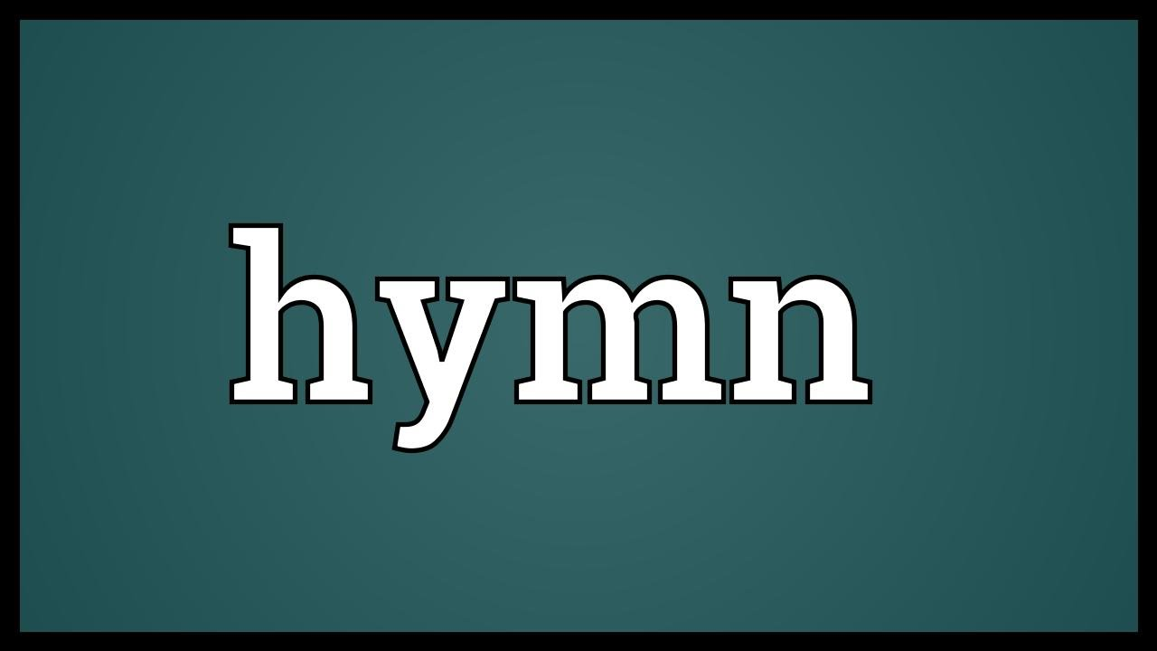 Hymn Meaning