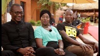 Malika la slameuse, Ombr Blanch et Ibrahim: «Hommage à Leïla Alaoui à Ouagadougou»