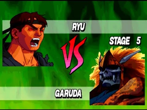 Street Fighter EX3 PS2 Gameplay HD (PCSX2)
