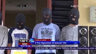 Download Video Pesta Seks 5 Pria Digerebek Di Sebuah Villa - NET 24 MP3 3GP MP4