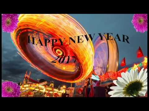 Happy New Year 2017 Video  With Beautiful Quotations