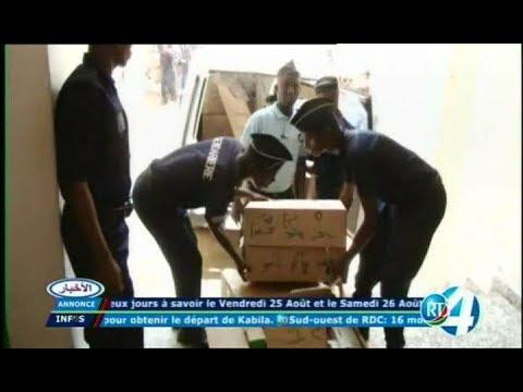 Télé Djibouti Chaine Youtube : JT Somali du 20/08/2017