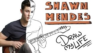 SHAWN MENDES | Draw My Life En Español