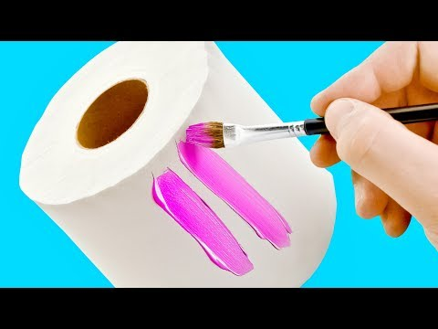 23 COOL CRAFTING HACKS AND DECOR IDEAS