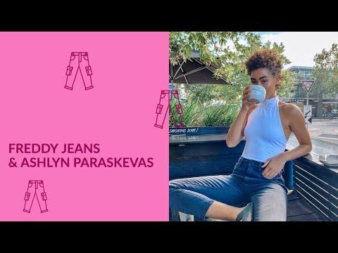 2020 VIC State Finalist Ashlyn Paraskevas - Freddy Jeans Challenge