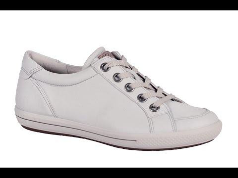 Ecco Summer Zone Schuhe In Weiss 236 10 0011 Youtube