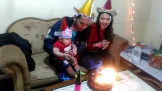 the 35th birthday of my brother alif sanjay khan