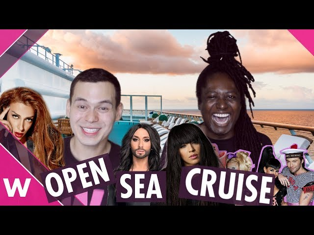 Open Sea Cruise 2018: Eleni Foureira, Conchita, Loreen, RuPaul, Icona Pop, Vengaboys