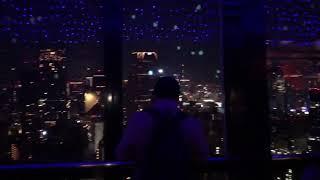 일본 도쿄타워 야경