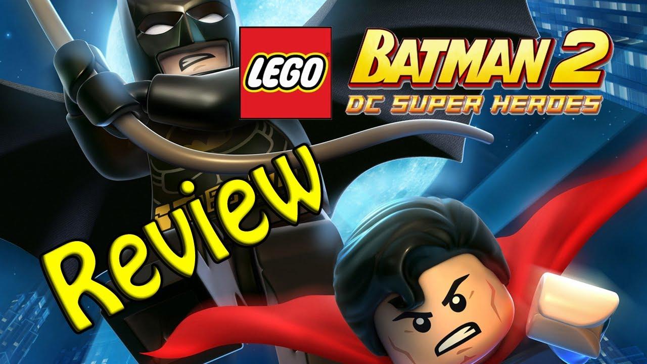 [PS Vita] Lego Batman 2 DC Super Heroes - Review [Deutsch ...