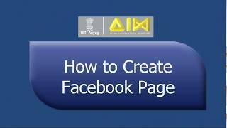 Comment Créer un Facebook Page - Instructions étape par Étape