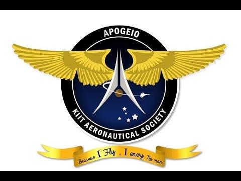 KIIT AERONAUTICAL SOCIETY APOGEIO 26 JAN 2K17