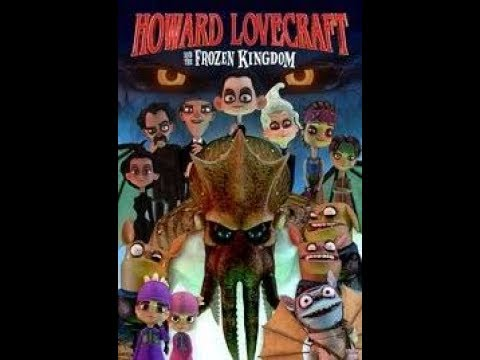 Howard Lovecraft and the Frozen Kingdom: Movie Review (Shout Factory)