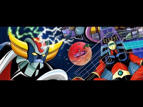 Goldorak le jeu vidéo (RARE !) French gameplay, good quality poster