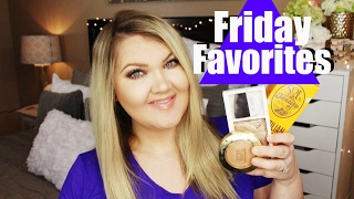 FRIDAY FAVORITES & FLOPS | FLOWER BEAUTY, MILANI, TOUCH IN SOL