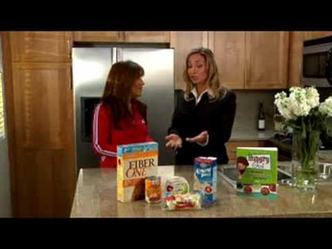 Lisa Lillien (Hungry Girl) & Dr. Melina - Healthy Makeover - YouTube