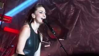 Sara Bareilles - Little Black Dress & King Of Anything (at Radio City Music Hall 10/9/13)