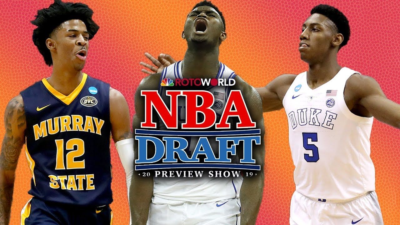 2020 Nba Draft List.Nba 2019 2020 Mock Draft Full Nbc Sports