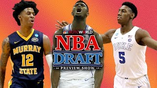 NBA 2019-2020 Mock Draft (FULL) | NBC Sports