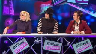 Never Mind The Buzzcocks S25E9 Tinie Tempah Hosts ft.Pixie Lot…