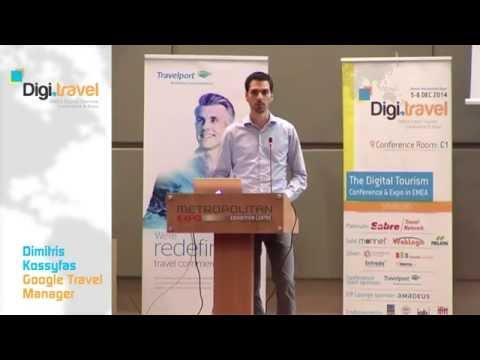 Dimitris Kossyfas - Google Travel Manager