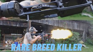 Graves Star Fire A.R.T Trigger (Rare Breed Killer?) Best Forced Reset Trigger on the market!!!