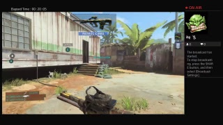 Black Ops4 game play live stream