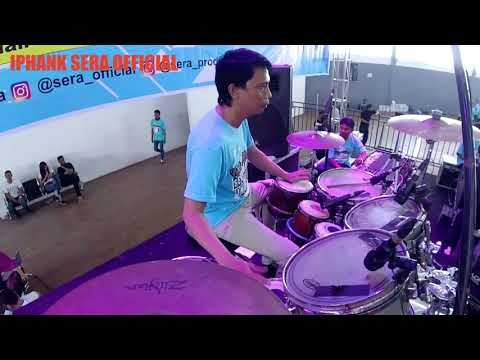 Kepaling Cover Kendang by Iphank Sera (SERA Live FamGath 1 SERA MANIA INDONESIA 2018)