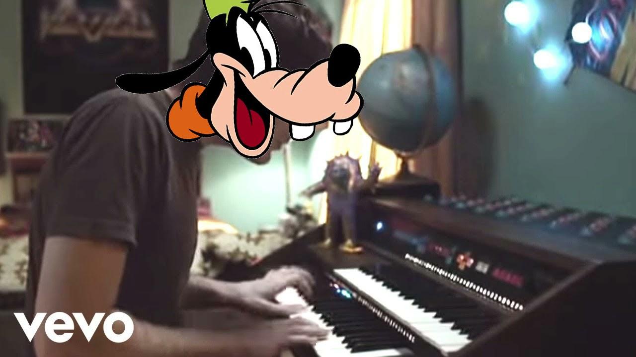 Goofy Sings Owl City's Fireflies Ft. Micky (April Fools Video)