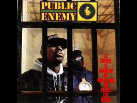 Public Enemy-Harder Than You Think (Lyrics)