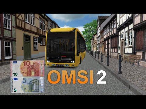 OMSI 2 Tutorial - Geldscheine für alle Karten Sichtbar machen im E-Bus |