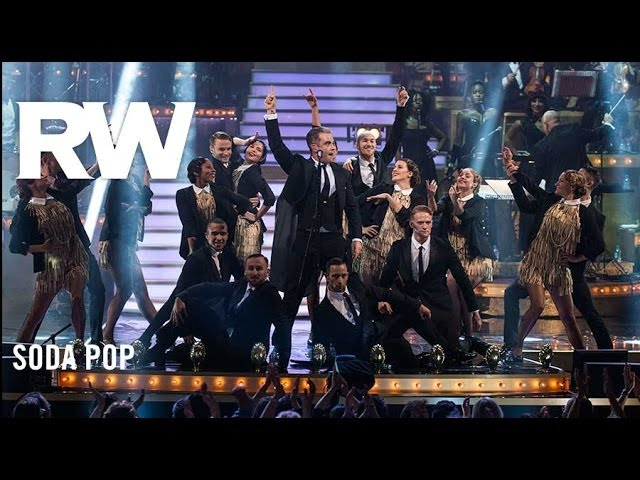 Robbie Williams ft. Michael Bubl̩ | 'Soda Pop' | Swings Both Ways Official Track