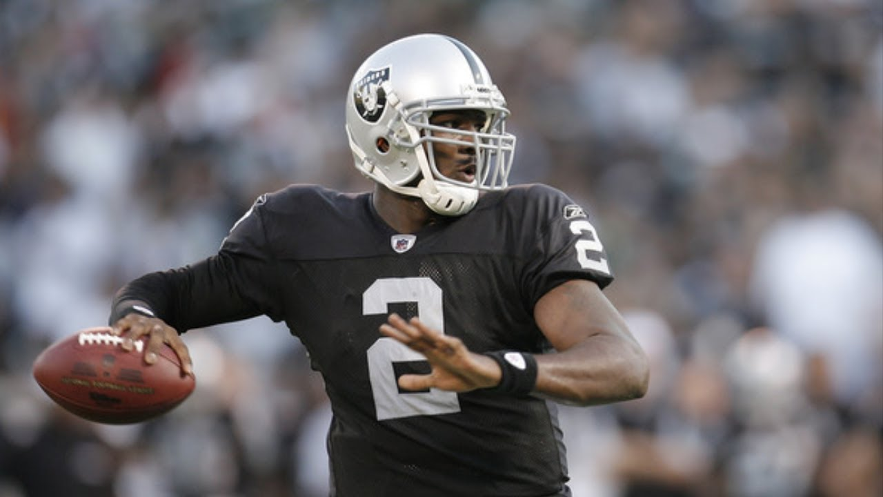Every JaMarcus Russell Career Touchdown | NFL