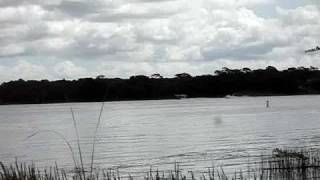 first take off m squared amphibious float plane 100 hp hirth marc young flying in largo fl