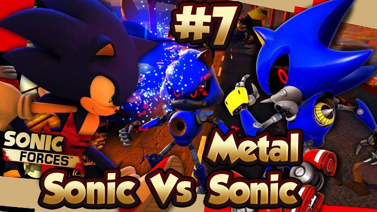 ABM: Sonic Forces Gameplay!! Walkthrough # 7 HD *Nintendo Switch*