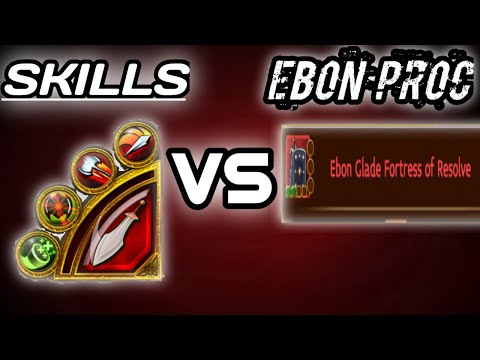 ARCANE LEGENDS - (71) *2 VS 2* SKILLS VS. EBON AEGIS PROC [GEAR/LEIYS] VS. [DRUG/FORENZIC
