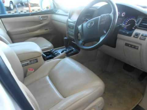 2010 LEXUS LX 570 Auto For Sale On Auto Trader South Africa