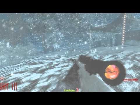 Nazi Zombies: Last Stand Christmas Easter Eggs ( Pack A Punch & Buyble End )