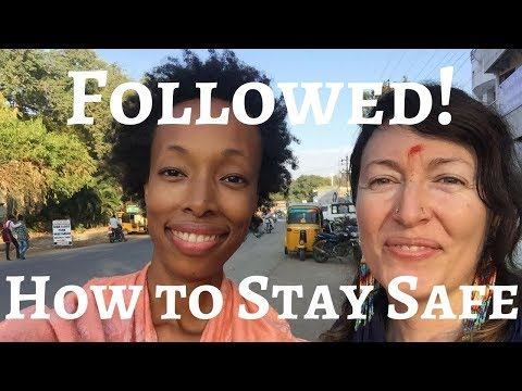 Followed By Men in India (What to Do? Is It Safe for Females?)